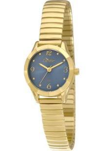 Relógio Condor Feminino Mini Co2035Kqg/4A - Co2035Kqg/4A - Feminino-Dourado