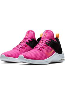 Tênis Nike Air Max Bella Tr 2 Feminino - Feminino-Rosa+Preto