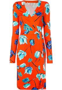 646b1365d5 Vestido Diane Von Furstenberg Floral feminino