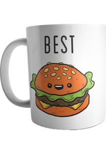 Caneca Live Best Friends I Branca