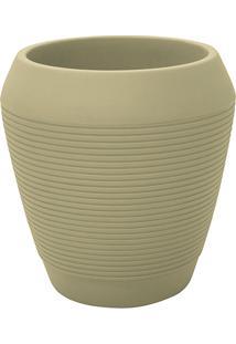 Vaso De Plástico Egípcio-S Areia - Tramontina
