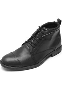 Bota Mr. Kitsch Briggs Preto