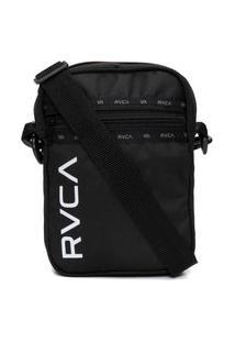 Bolsa Shoulder Bag Utility Reflective - Preto