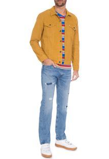 Calça Masculina Jeans 513 Slim - Azul