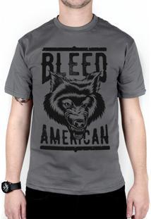 Camiseta Bleed American Werewolf Chumbo