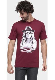 Camiseta Rusty Especial Ac Leeway - Masculino