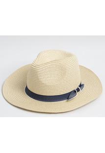 Chapéu De Praia Feminino Laço Marisa