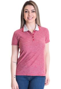 Camisa Polo Koncin 96109 Vermelho