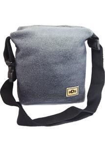 Bolsa 9D5 Incorporation Shoulder Bag Cinza