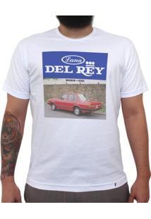 Del Rey - Camiseta Clássica Masculina