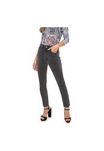 Calça Jeans John John Slim Somalia Preta