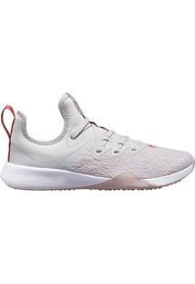 Tênis Nike Foundation Elite Tr Feminino - Feminino-Cinza+Pink