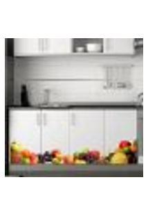 Adesivo Decorativo Para Armário Frutas 1 - Pequeno