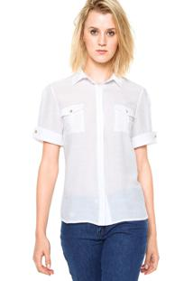 Camisa Love Poetry Lisa Offwhite