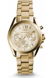 ... Relógio Michael Kors Feminino - Mk5798 4Dn Mk5798 4Dn - Feminino-Dourado f1793b618b