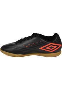 Tênis Futsal Umbro Speed Iv Preto