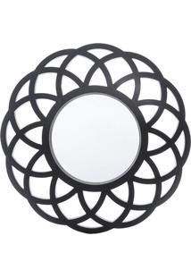Espelho Com Vazados Para Pendurar- Espelhado & Pretorojemac