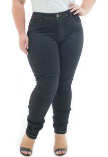 a62238964 Netshoes. Calça Jeans Confidencial Extra Plus Size ...