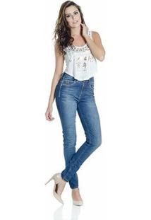 Blusa Colcci - Feminino-Branco