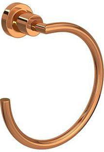 Porta Toalha Argola Slim Red Gold 2050.Gl.Slm.Rd - Deca - Deca
