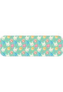 Passadeira Love Decor Cute Easter Único - Kanui