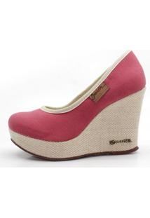 Sandália Barth Shoes Land Bordô - Tricae