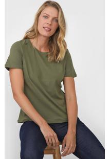 Blusa Cantão Logo Verde - Kanui