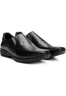 Sapato Social Couro Walkabout Matt - Masculino-Preto