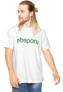 Camiseta Osklen Abaporu Branca