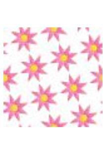 Papel De Parede Autocolante Rolo 0,58 X 3M - Floral 886