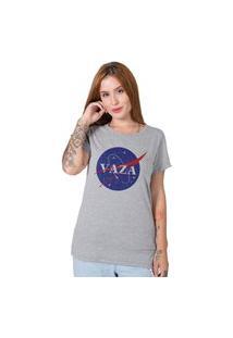 Camiseta Stoned Vaza Cinza