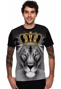 Camiseta Stompy Lion King - Masculino