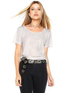 Camiseta Carmim Bruna Off White