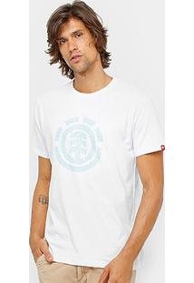 Camiseta Element Zebra Masculina - Masculino
