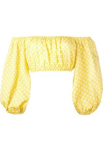 Alexis Blusa Mable - Amarelo