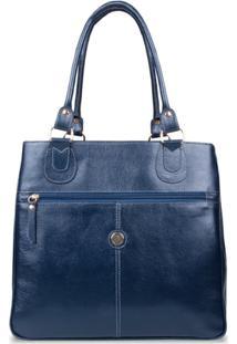 Bolsa Artlux Bag - Feminino-Azul