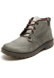 Bota Dafiti Shoes Envelhecido Cinza