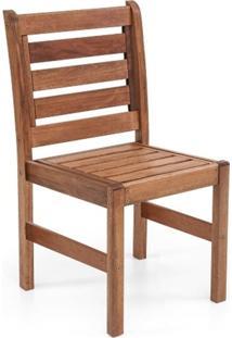 Cadeira E Banco De Jantar Madebal Cadeira Sem Braã§O - Incolor - Dafiti