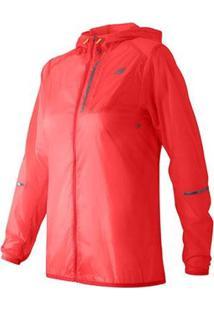 Jaqueta New Balance Lite Packable Jacket Gua Feminina - Feminino