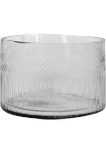 Vaso- Pashmina- Vidro- Transparente