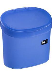 Lixeira Para Pia, Coza, 10902/0461, Azul