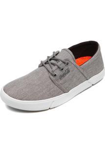 Sapatênis Coca Cola Shoes Kali Cinza