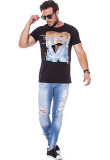 Camiseta Wolke Gola Careca True