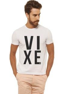 Camiseta Joss - Vixe - Masculina - Masculino-Branco