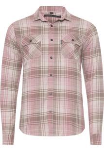 Camisa Masculina Dylan - Bege
