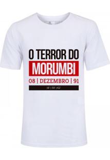 Camiseta Zé Carretilha São Paulo Terror Masculina - Masculino