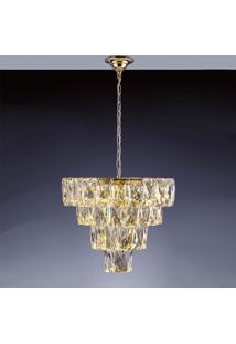 Lustre Fasano 180W - Startec - Dourado