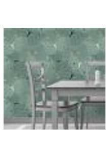 Papel De Parede Autocolante Rolo 0,58 X 3M - Floral Borboleta 607