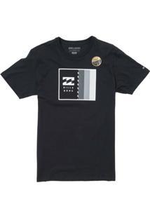 Camiseta Billabong D Bah - Masculino-Preto