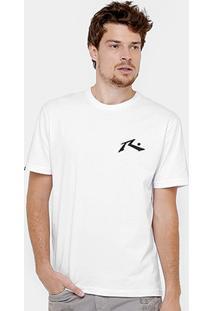 Camiseta Rusty Silk Bc Underwater Masculina - Masculino